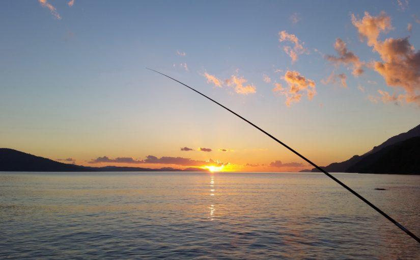 7 лучших рыболовных мест Краснодарского края