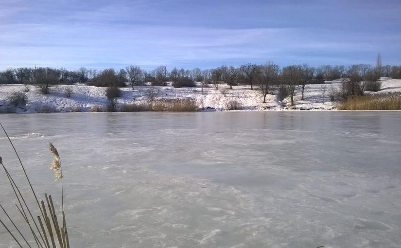 Особенности зимней рыбалки на озере